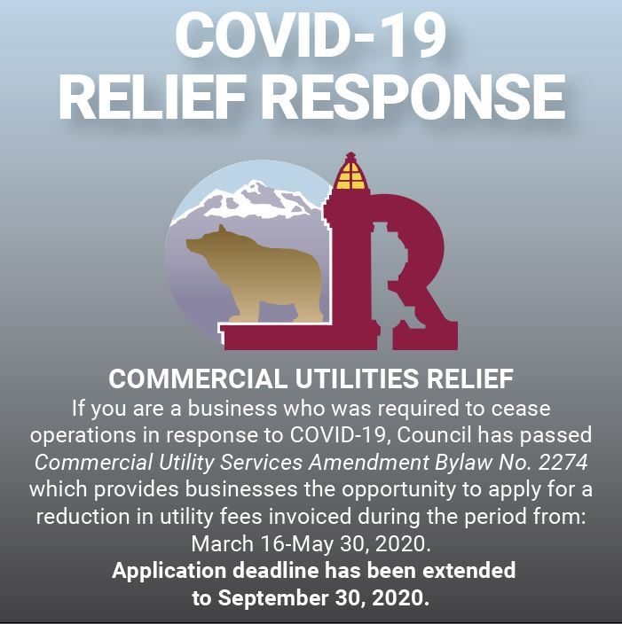 Finance_Commercial Utilities Relief