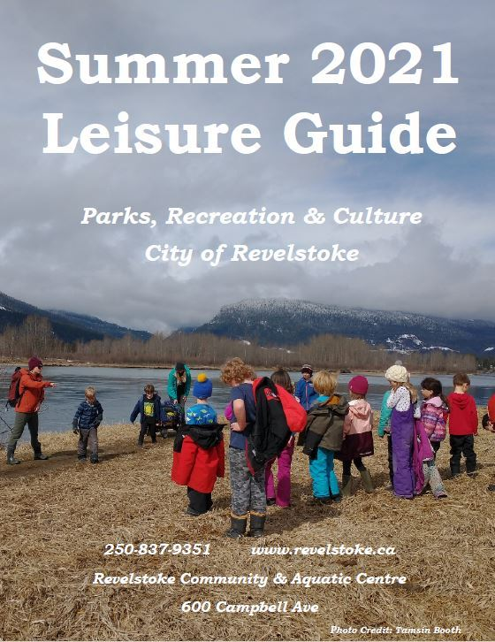 Winter 2021 - Leisure Guide Opens in new window